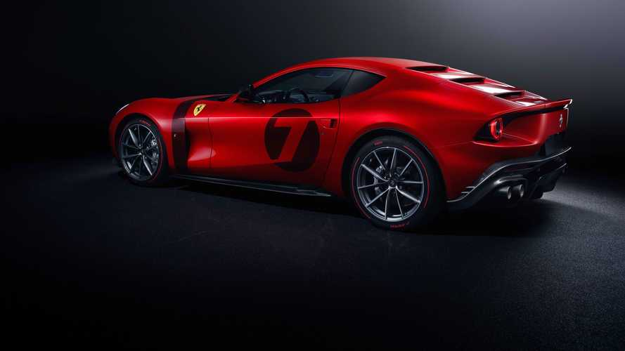 Ferrari Omologata, unica per omaggiare il mito GTO