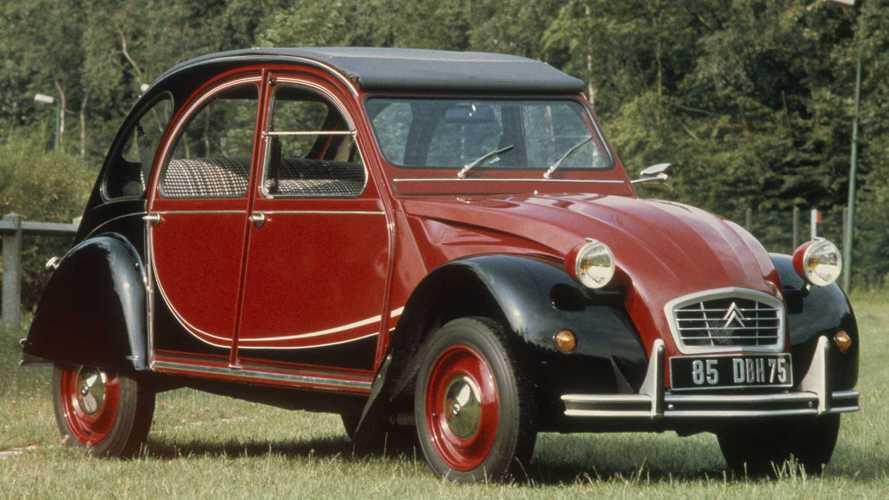 Citroën 2CV Charleston: Premiere vor 40 Jahren