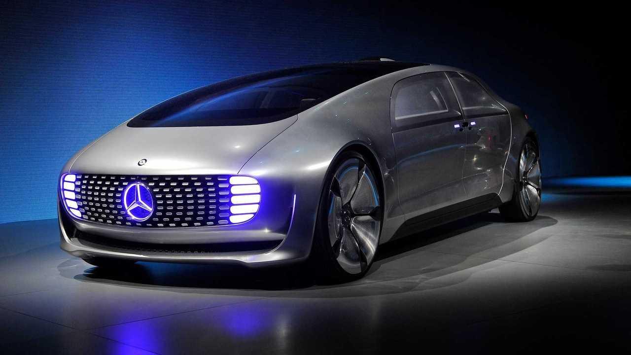 Mercedes guida autonoma
