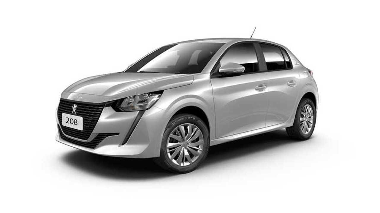 Peugeot 208 Like Pack 2021