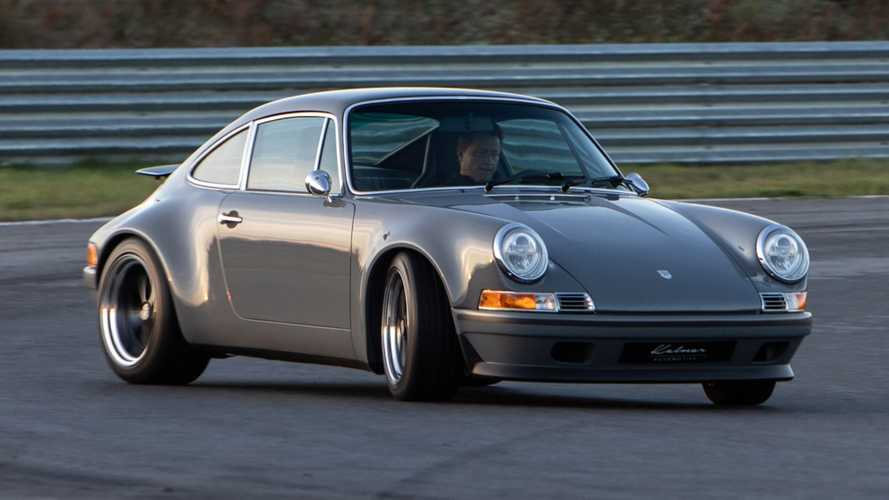 Kalmar Shows Off Restomod and Rally-Ready Porsche 911s, Plus A Cayenne