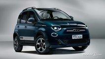 Zwei Seelen von Fiat: 500 für die Emotionen, Panda und Tipo für die Familie