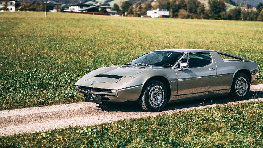 Maserati Merak - La cousine éloignée de la MC20