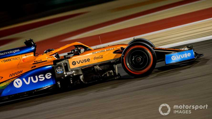 McLaren pushing on with company restructure