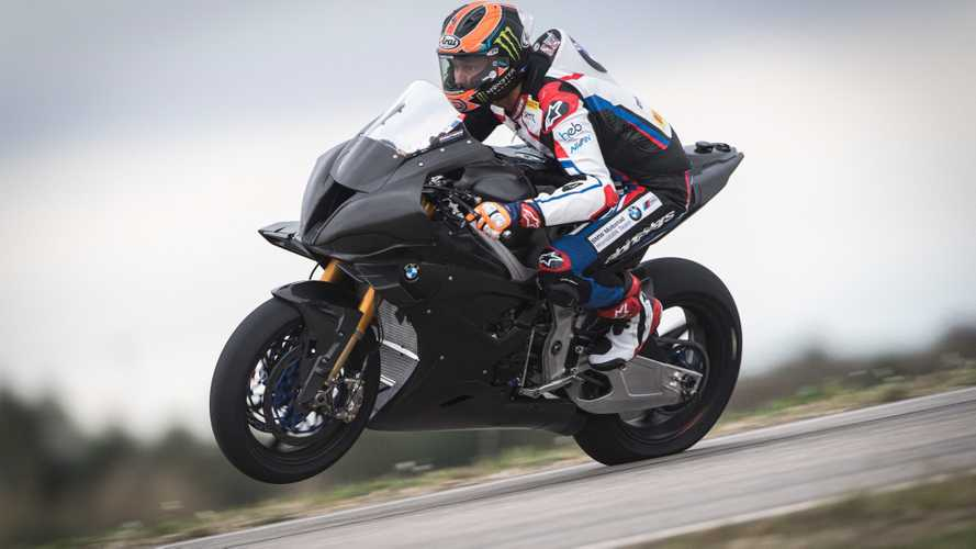 WSBK-Spec BMW M 1000 RR Track Tested For The First Time