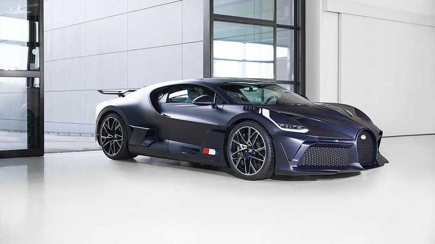 Supercar Blondie nos enseña los secretos del Bugatti Divo