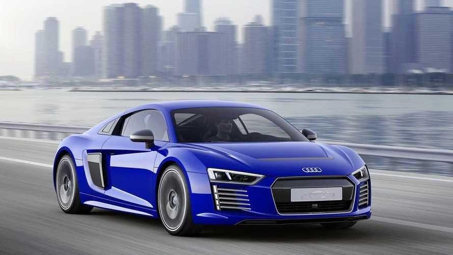 Audi R8 e-tron - Née prématurément