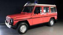 Mercedes 280 GE Feuerwehr von Lorinser Classic