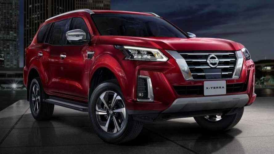 Nissan представил рамный внедорожник X-Terra