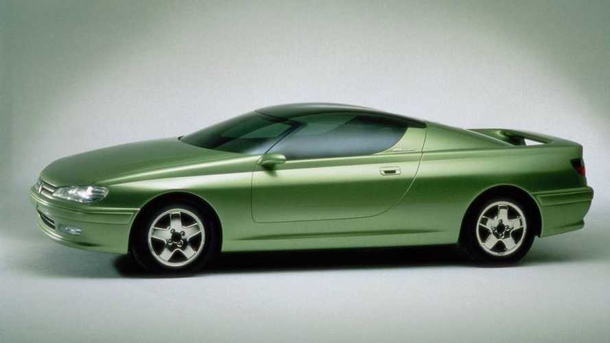 Peugeot 406 Toscana Concept (1996)