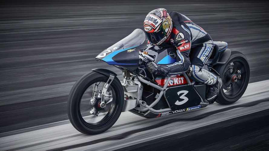 Voxan Wattman: Das schnellste Elektromotorrad der Welt