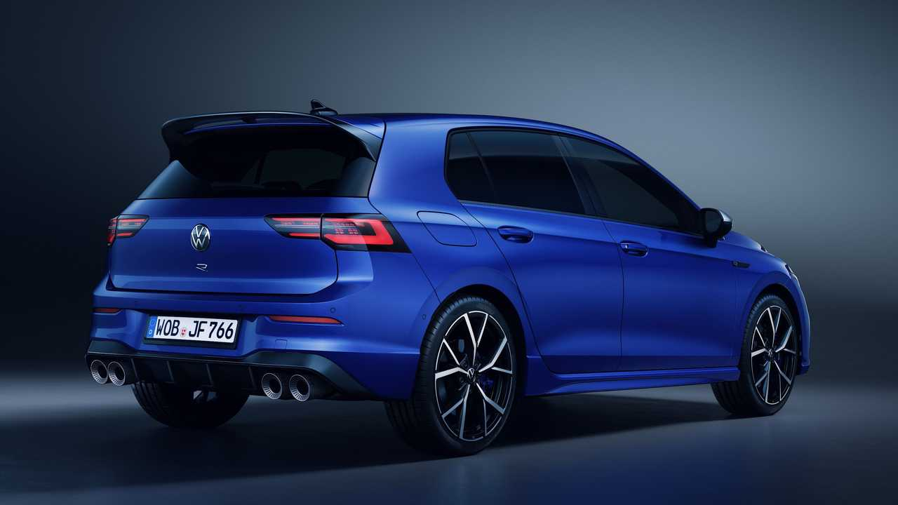 2022 Volkswagen Golf R Revealed As The Most Powerful Golf Ever Autonoid