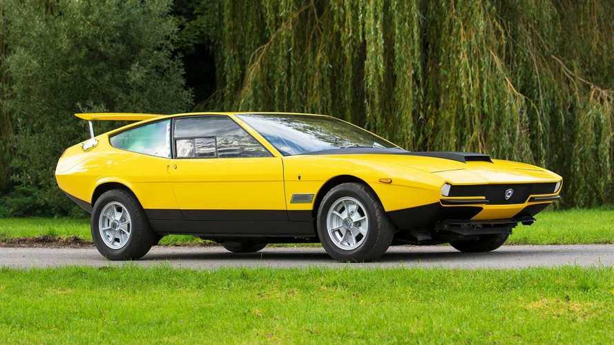 Lancia Fulvia HF Competizione e il sogno di De Tomaso