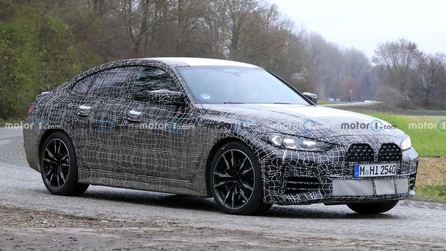 BMW dit NON à la M4 Gran Coupé !