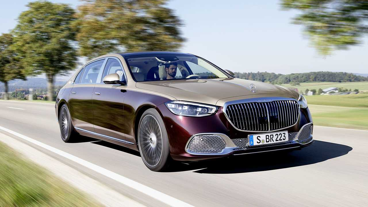 2021 Mercedes-Maybach Classe S