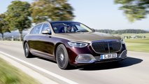 mercedes maybach s klasse 2021
