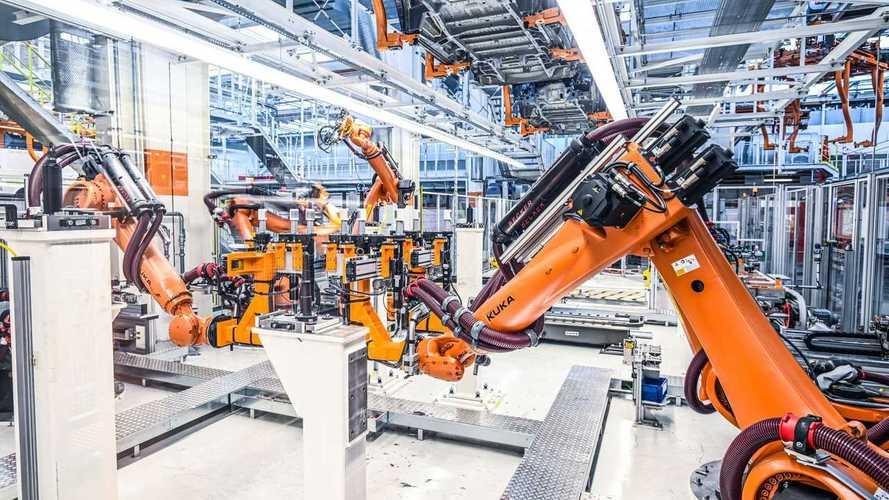 Ismét szünetel a Volkswagen gyártósora