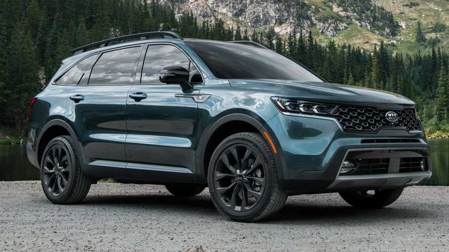 2021 Kia Sorento Gets Big Lease Discount To Offset Base Price Hike