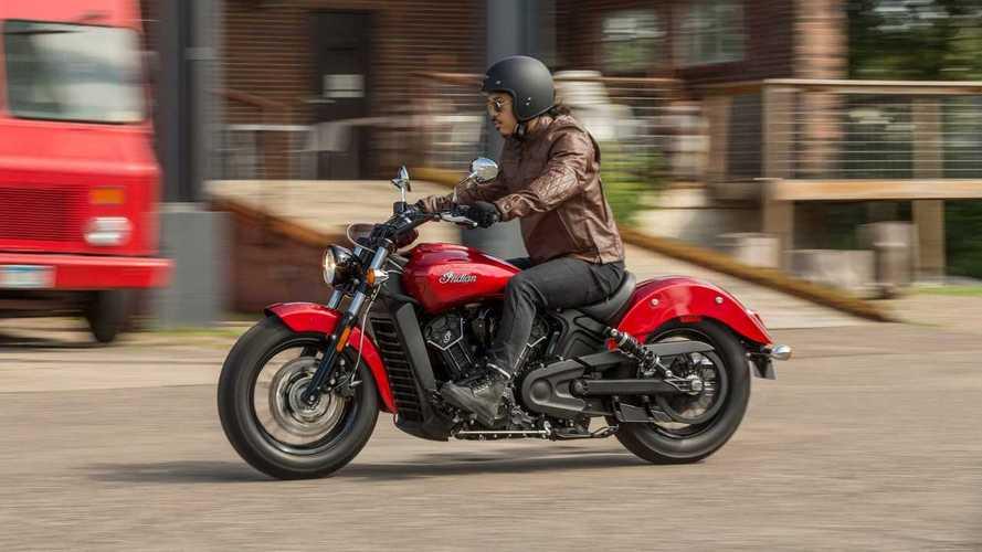 Indian Motorcycle: presto in arrivo una Scout Rogue?