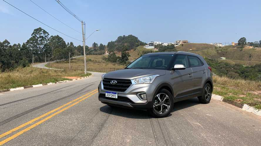 Teste em vídeo: Hyundai Creta Smart Plus 1.6 2021 em detalhes