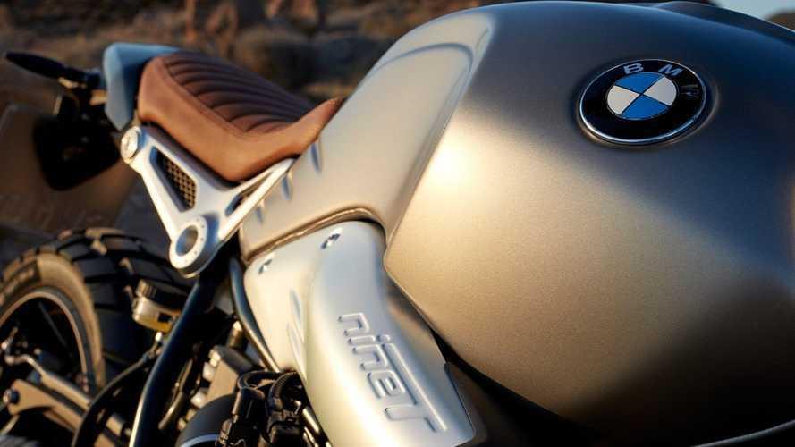 BMW al lavoro sulla R nineT Euro 5 per il 2021