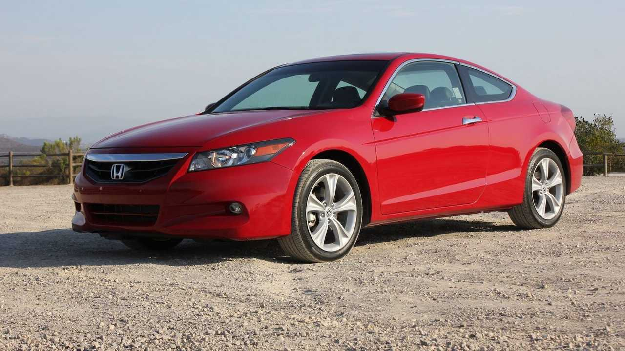 This 350-Mile 2011 Accord Coupe For Sale Comes Straight From Honda's Vault