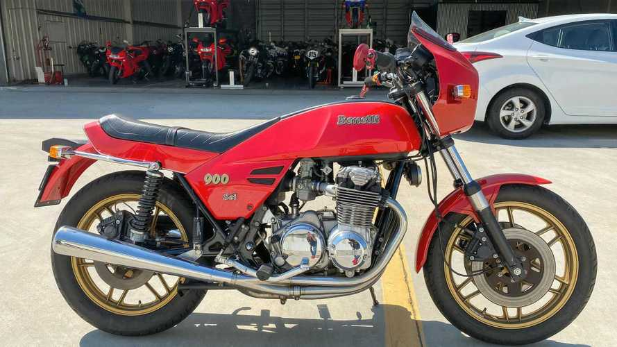 This 300-Mile Benelli Sei 900 Needs A New Home