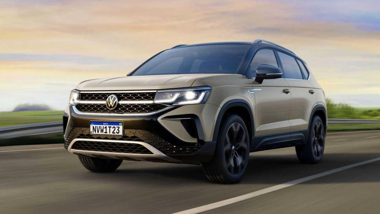 Volkswagen Taos 2022 (Brasil)