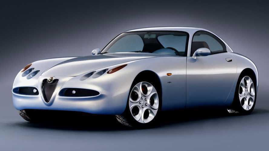 Prototipos olvidados: Alfa Romeo Nuvola (1996)