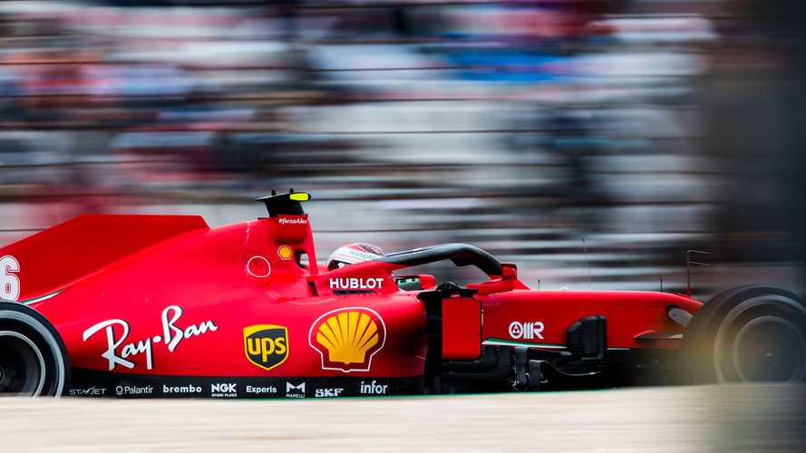 PHOTOS : Le Grand Prix du Portugal des Ferrari