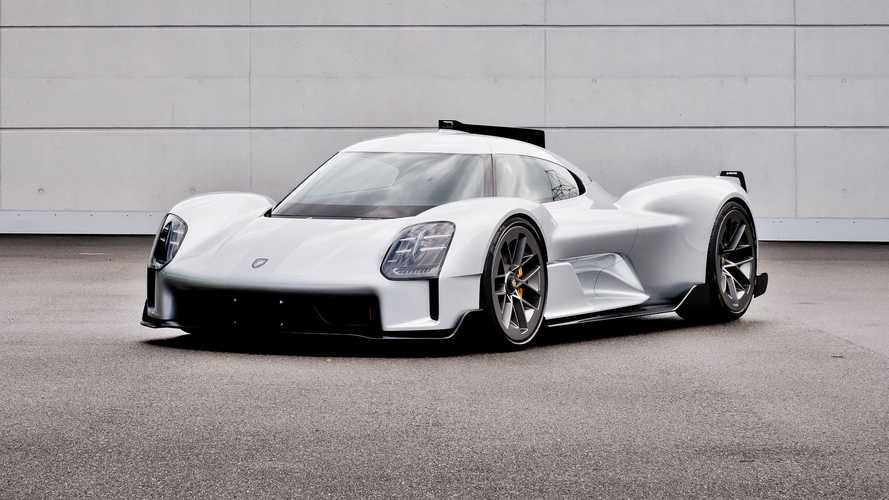 Porsche 919 Street Revealed As 900-Horsepower Hypercar Never Built