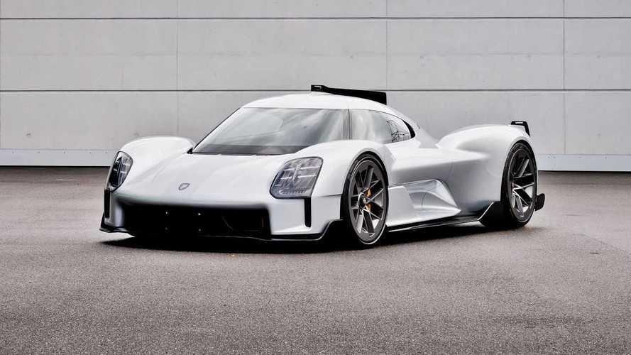 Porsche 919 Street, una bestia de 900 CV que nunca se fabricó