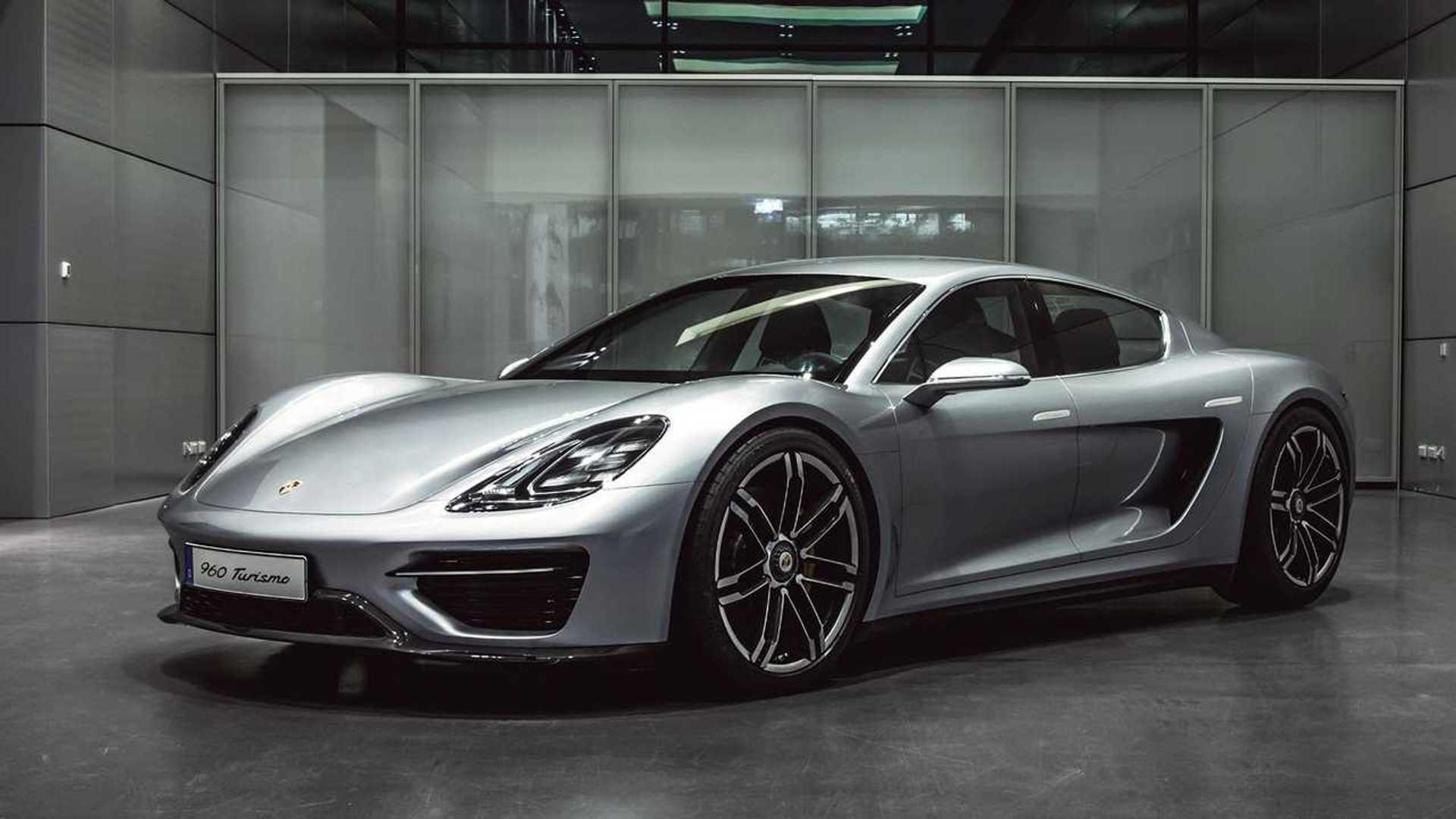 Megmutatta a Porsche azokat az autókat, amik soha nem kerültek legyártásra