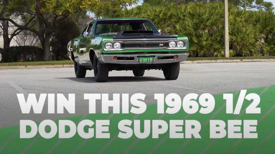 1969.5 Dodge Super Bee: Dream Giveaway