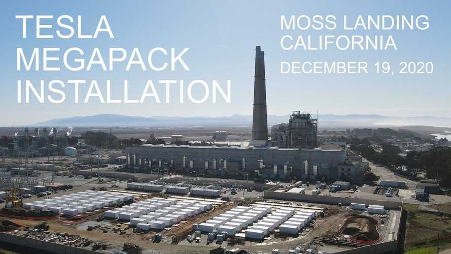 See One Of The World's Largest Batteries Under Construction: 730 MWh