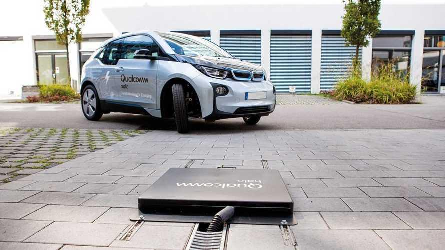 Carregamento sem fio de carros elétricos se torna uma guerra judicial