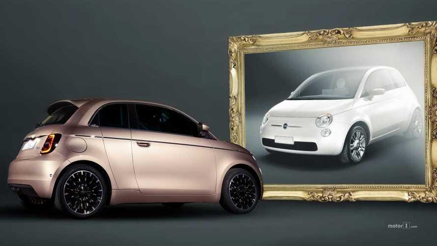 Fiat 500 elettrica 3+1, la mamma di tutte le 500 moderne diventa realtà