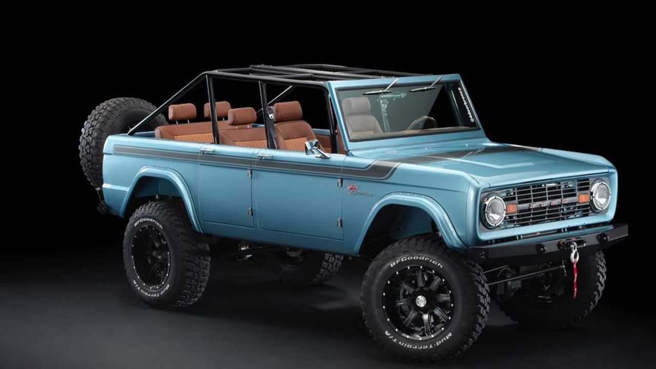 Ford Bronco от Maxlider Brothers Customs