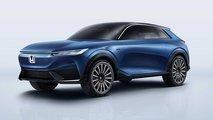 Honda SUV e:concept: Premiere in Peking