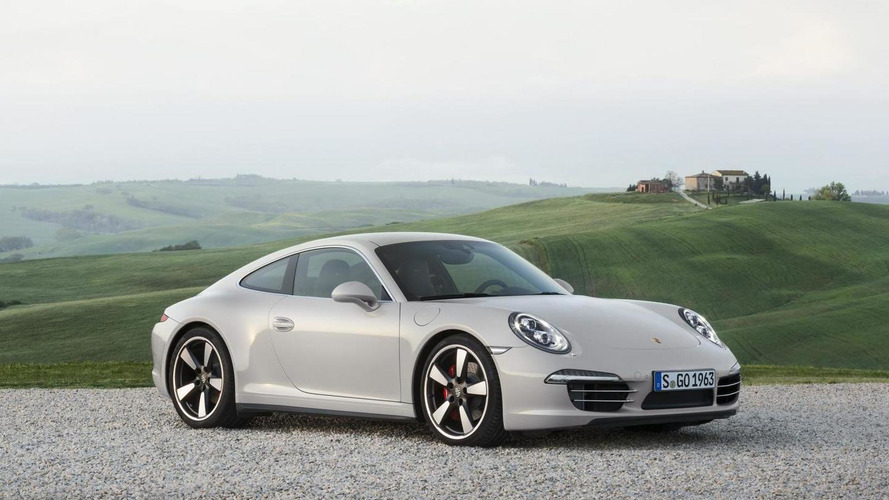 Porsche 911 50th anniversary package announced