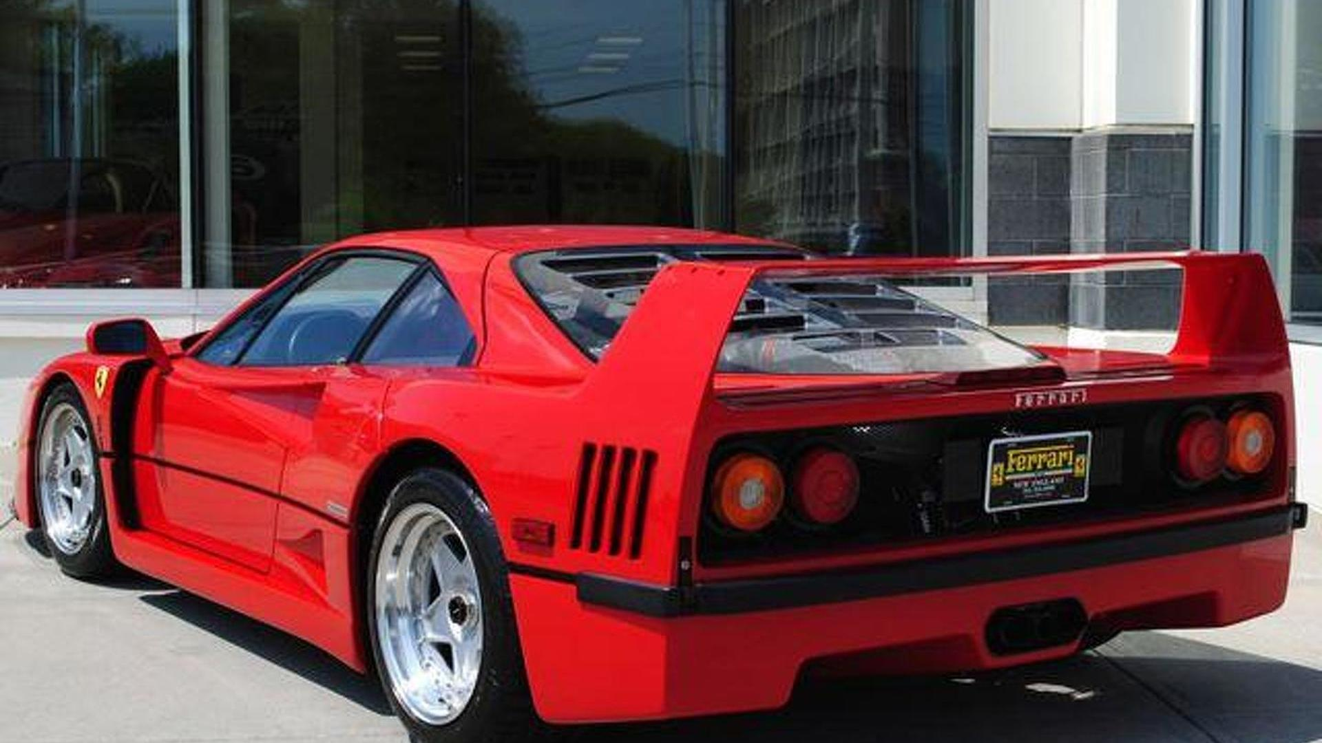 1990 Ferrari F40 1995 F50 And 2003 Enzo Available On Sale For 6 2m Usd Not Sold Separately