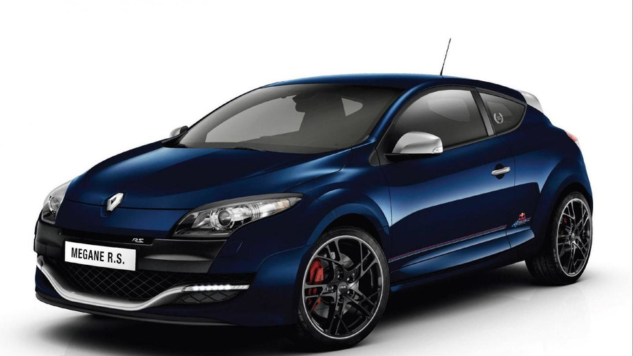 Megane Renaultsport Red Bull Racing RB8 announced