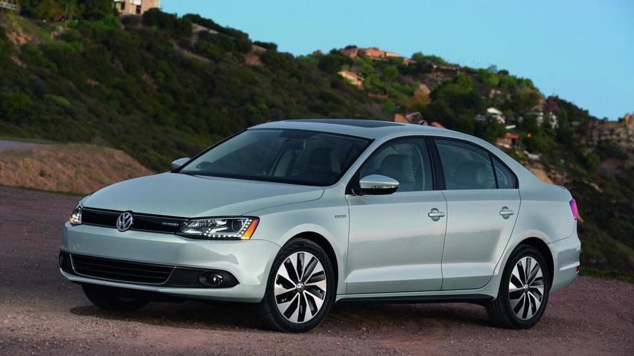 2013 Volkswagen Jetta Hybrid price announced in L.A.