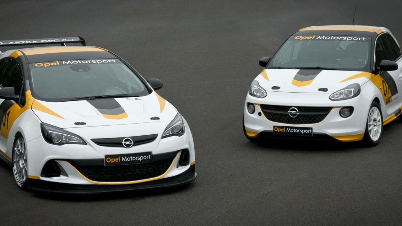 Opel Adam / Astra OPC Cup