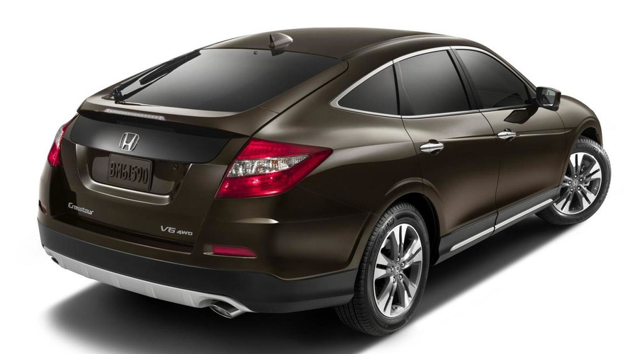2013 Honda Crosstour facelift revealed with 27,230 USD price tag