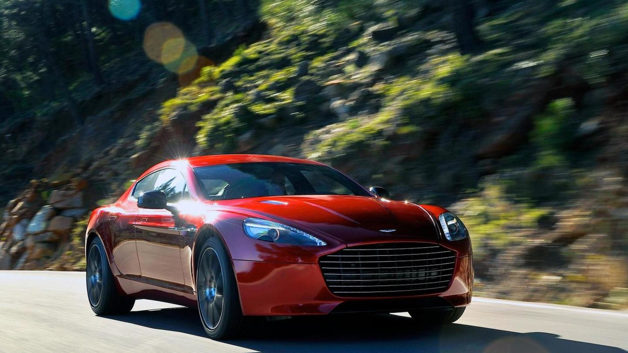 2013 Aston Martin Rapide S Revealed Video Added