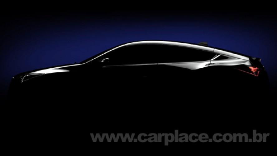 Acura divulga teasers do ZDX Concept - Futuro rival do ousado BMW X6