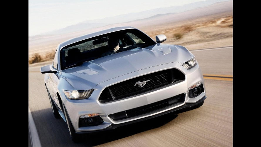 Vídeo: ouça o ronco do motor V8 do novo Ford Mustang 2015