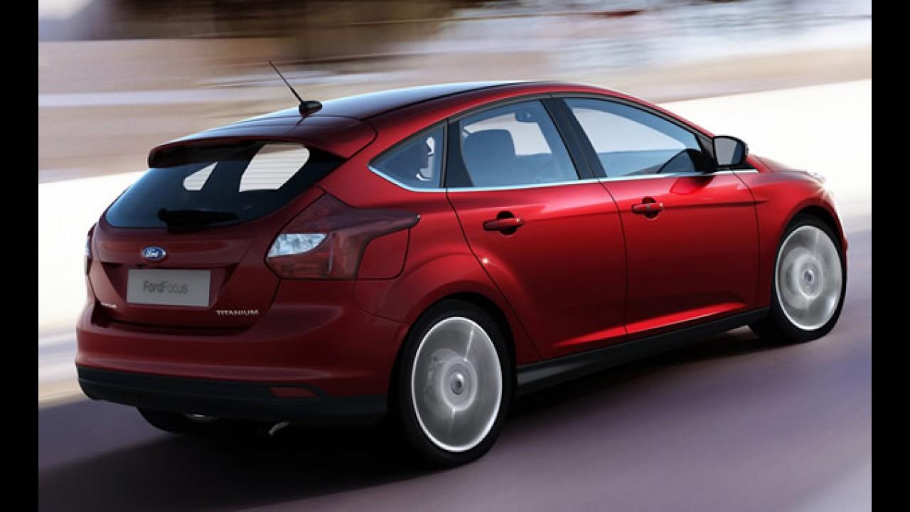 Ford anuncia construção de nova fábrica na Tailândia