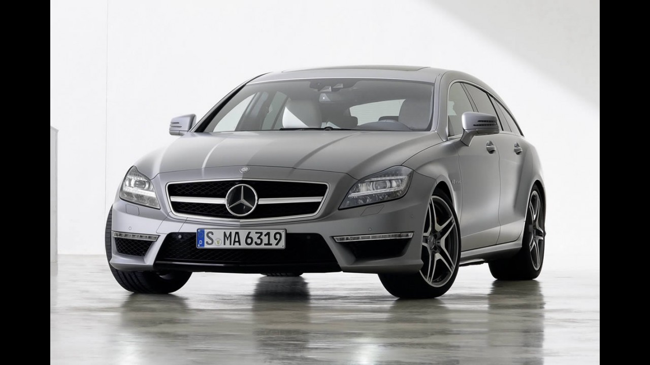 Mercedes-Benz CLS Shooting Brake custa o equivalente a R$ 157.129 no Reino Unido